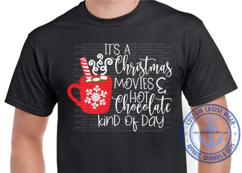 Christmas Movies and Hot Chocolate