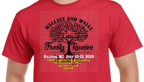Family Reunion Tree