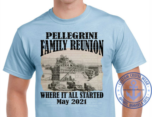 Pellegrini Family Reunion May 2021