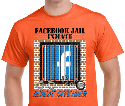 Social Media Jail Repeat Offender