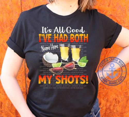 I've Had Both My Shots