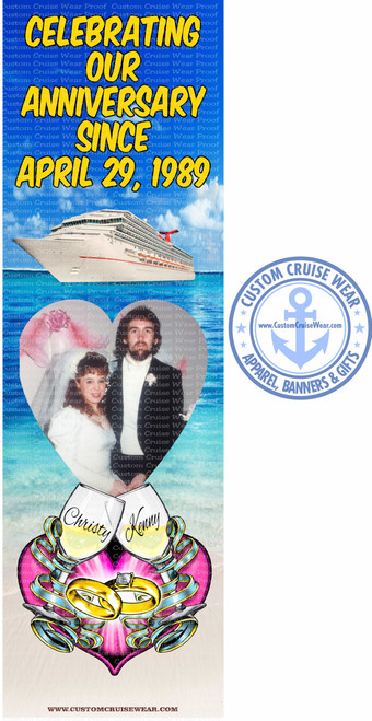 Anniversary with Photo Not Cruise Specific BANNER