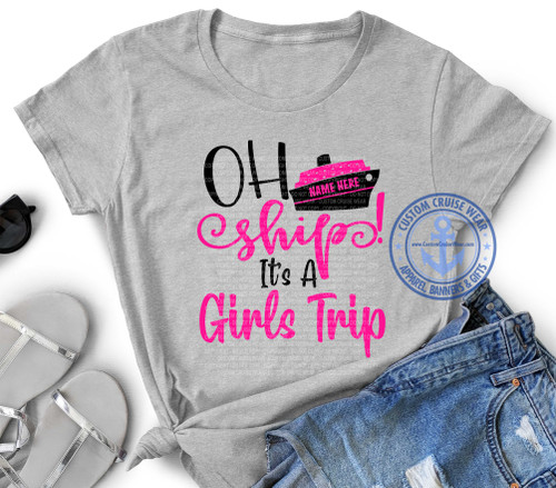 Oh Ship It's A Girls Trip