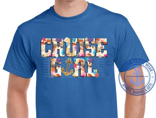 Cruise Girl Seashells