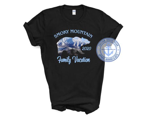 Smoky Mountain Bear