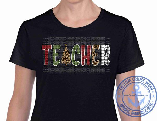 Christmas Teacher