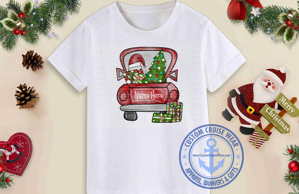 FLASH SALE - KID'S CHRISTMAS TAILGATE