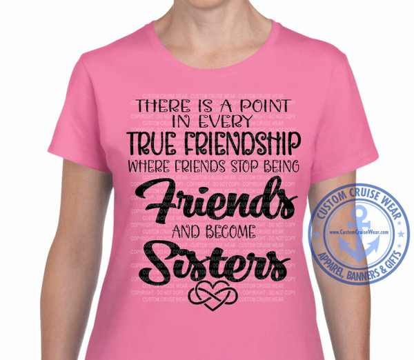 There Is A Point True Friendship