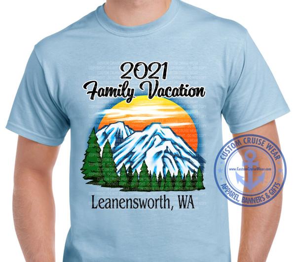 Mountain Family Vacation