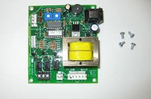 UV Pure Circuit Board for Hallett 13, Hallett 30-1'' and Hallett 30-1.5'' Waste Water Systems.