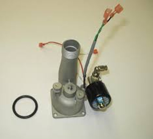 UV Pure 1'' Stainless Steel Top Manifold, Thermistor / Purge Valve Replacement.