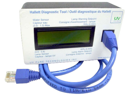HALLETT DIAGNOSTIC TOOL - X100012