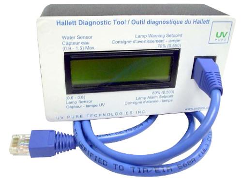 HALLETT DIAGNOSTIC TOOL - X100012