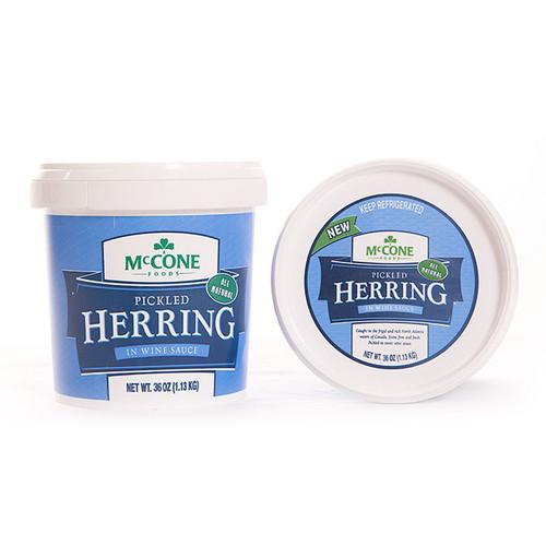 Gourmet Herring