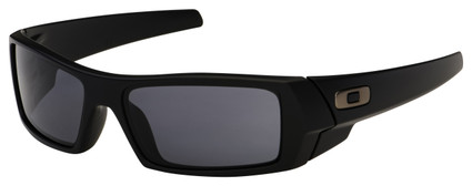 Oakley Gascan Sunglasses 03-473 Matte Black | Grey Lens