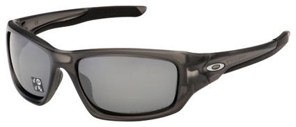 Oakley Valve Sunglasses OO9236-06 Matte Grey Smoke | Black Iridium Polarized Lens