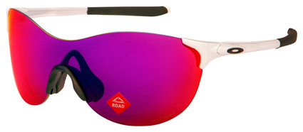 Oakley EVZero Ascend Sunglasses OO9453-0237 Polished White | Prizm Road Lens