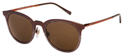 Burberry Sunglasses BE 3093 12495W 52 Brown Frame | Brown Lens