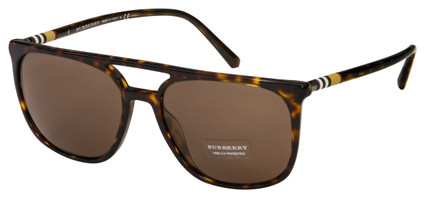 Burberry Sunglasses BE 4257 300273 57 Havana Frame | Brown Lens