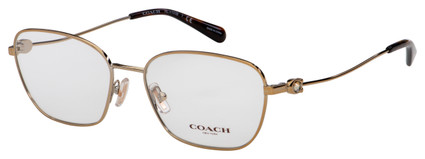 Coach Eyeglasses HC 5103B 9005 54 Light Gold Frame [54-17-140]
