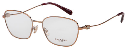 Coach Eyeglasses HC 5103B 9331 54 Shiny Rose Gold Frame [54-17-140]