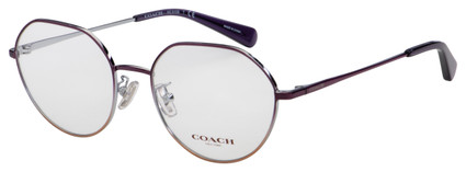 Coach Eyeglasses HC 5106 9342 52 Shiny Purple Frame [52-18-140]