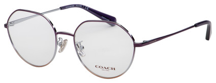Coach Eyeglasses HC 5106 9342 54 Shiny Purple Frame [54-18-140]