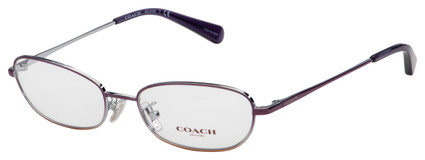 Coach Eyeglasses HC 5107 9342 53 Shiny Purple Frame [53-17-140]