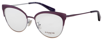 Coach Eyeglasses HC 5108 9342 54 Shiny Purple Frame [54-17-140]