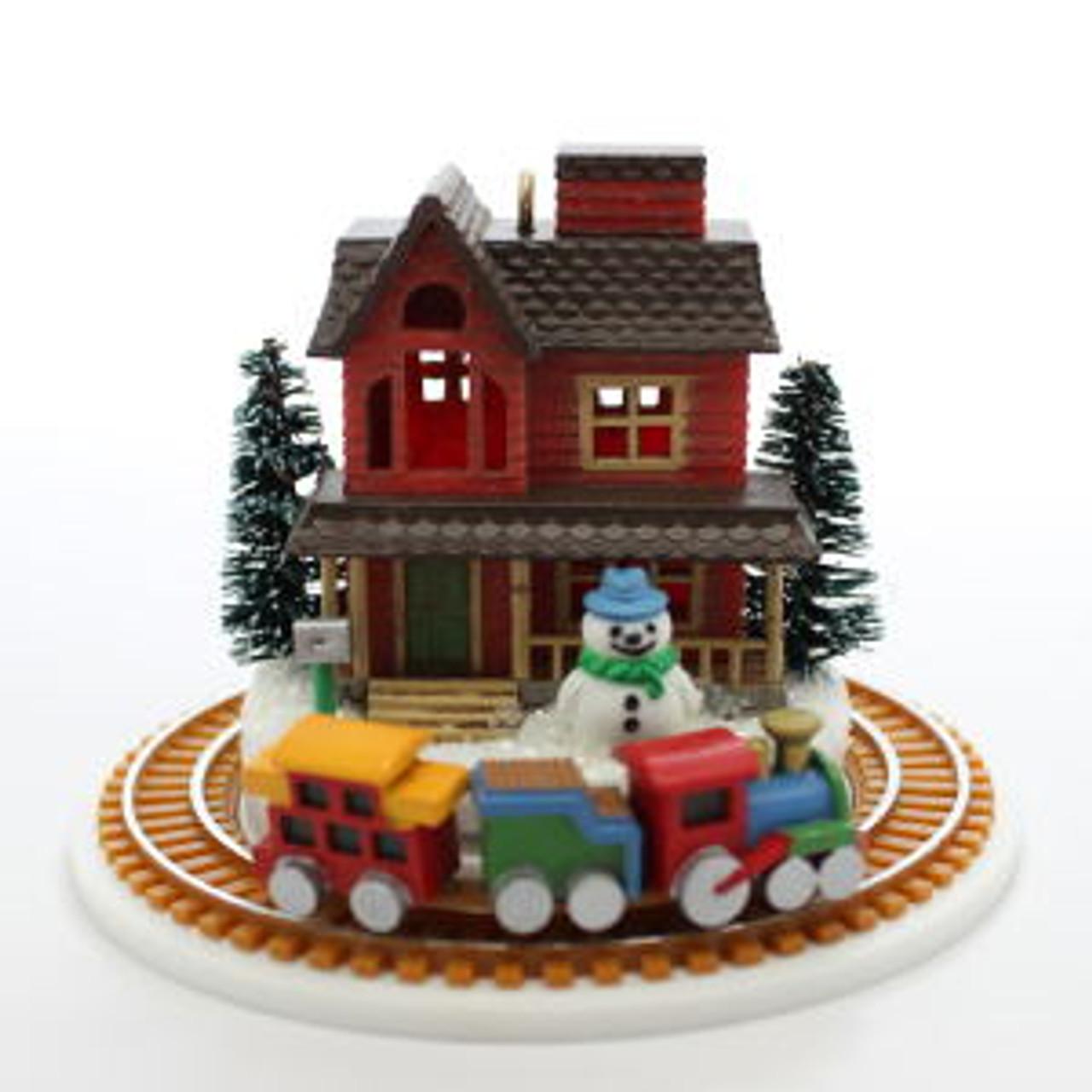 Christmas Train.1988 Christmas Train