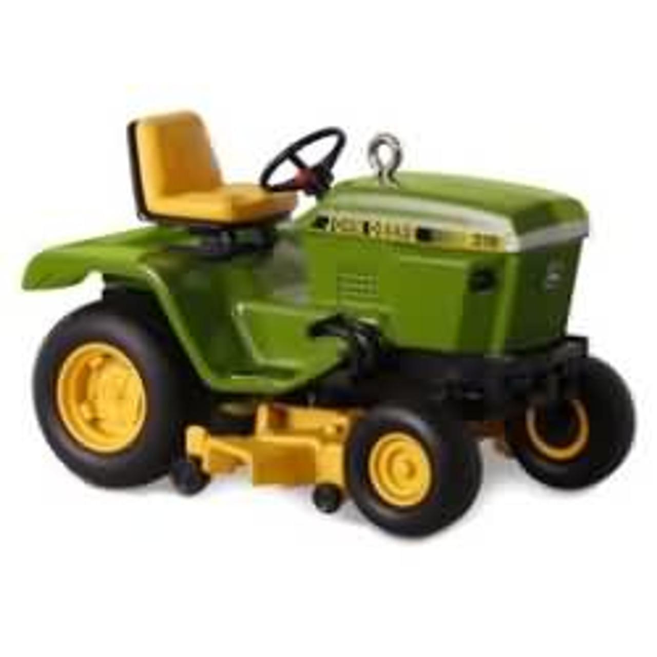 John Deere 318 >> 2016 John Deere 318 Garden Tractor