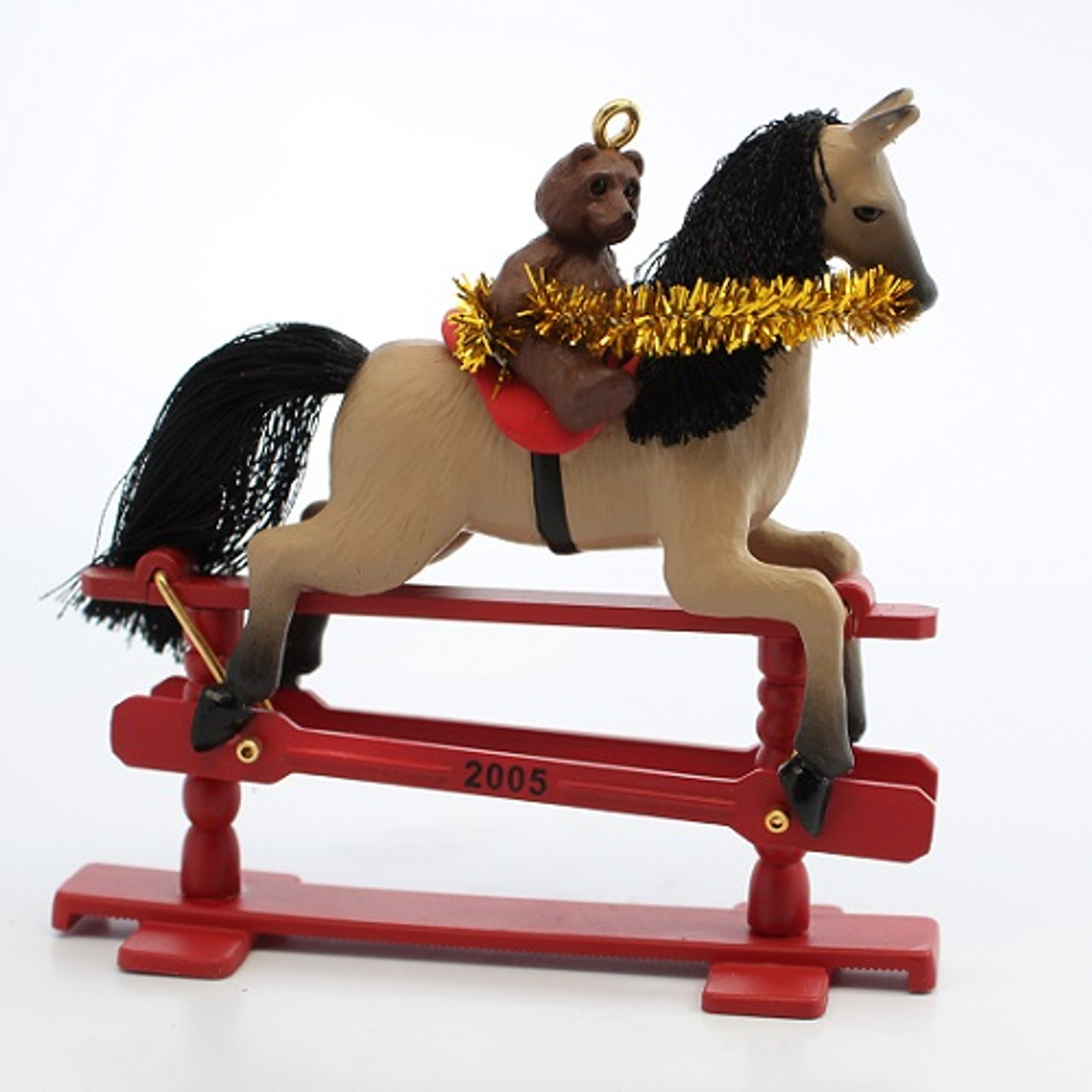 2007 HALLMARK A PONY FOR CHRISTMAS NEW IN BOX