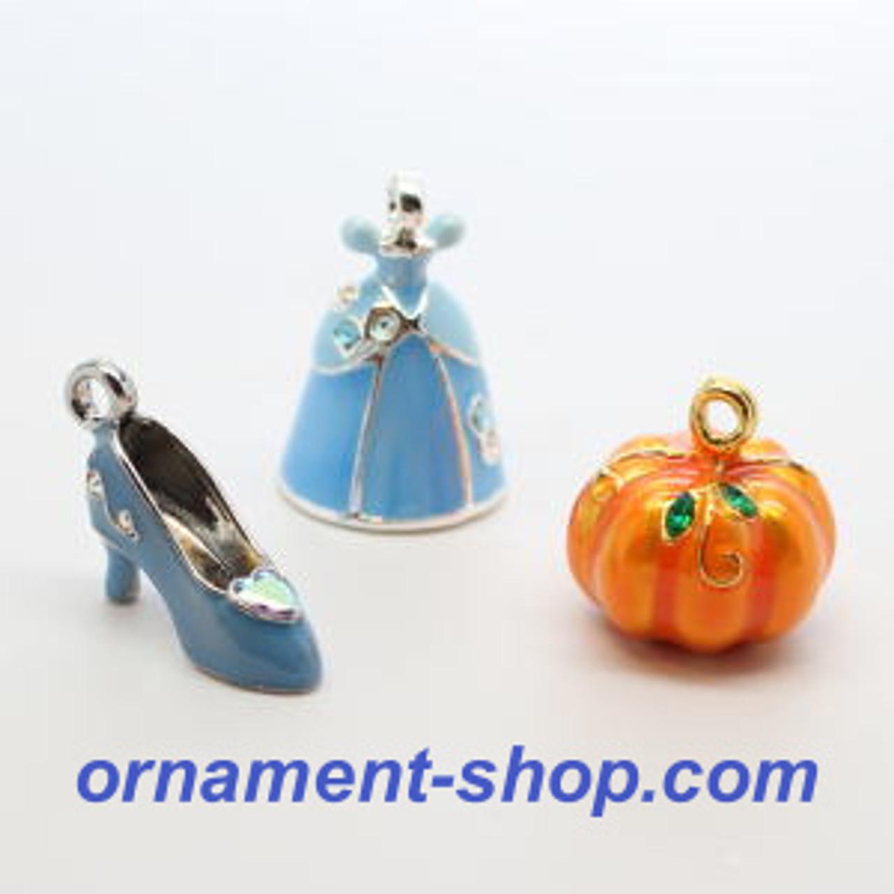 Hallmark Keepsake 2019 Mini Disney Cinderella Having a Ball
