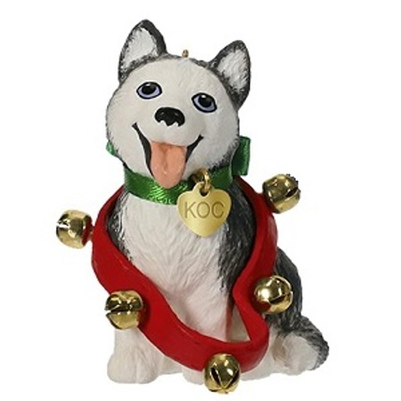 Hallmark Keepsake Christmas Ornament 2018 Year Dated Puppy Love Welsh Corgi