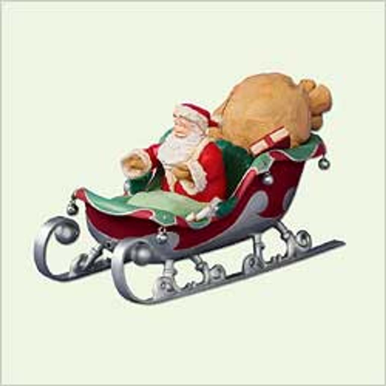 Hallmark 2005  Santa/'s Midnight Ride Dash Away All