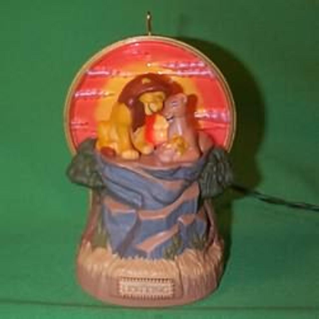 1994 Disney Lion King Light And Music