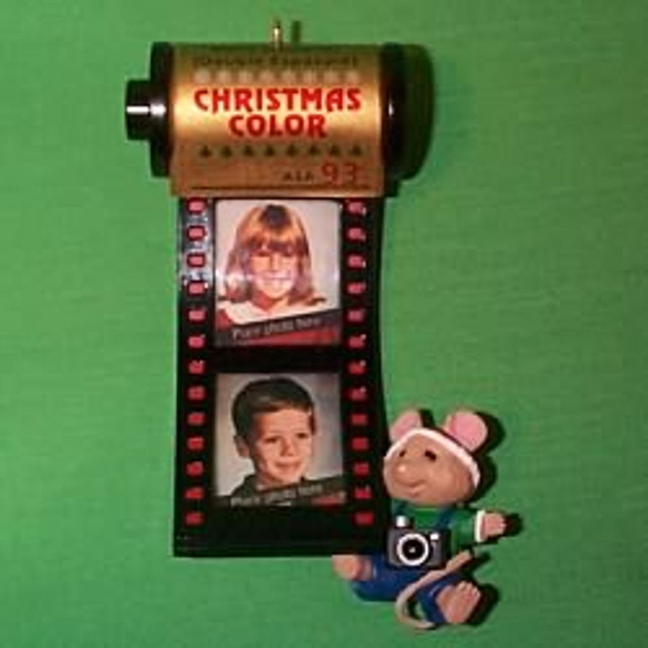 Hallmark Keepsake ~ Smile Its Christmas ~ Ornament New In Box QX5335