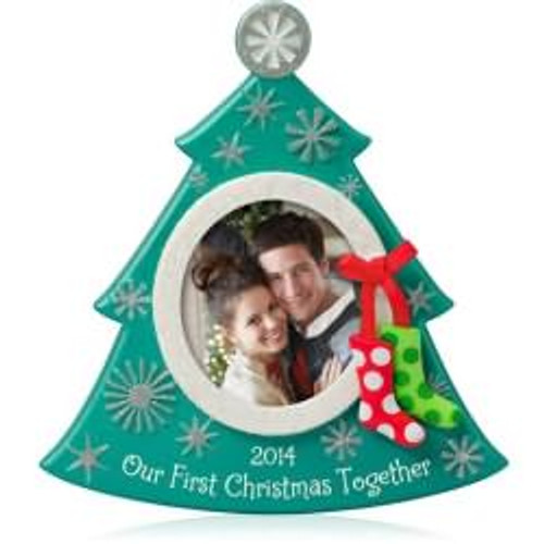 2014 1st Christmas Together - Photo