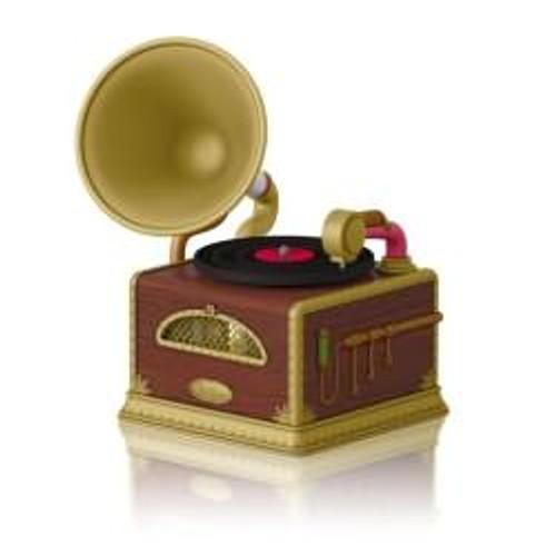 2014 Santas Merry Phonograph