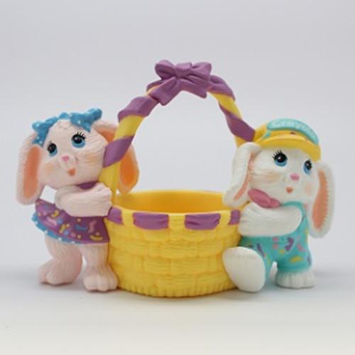 1991 Crayola Bunny Figurine