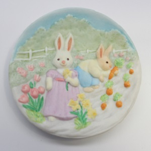 1994 Collector Plate 1-Easter