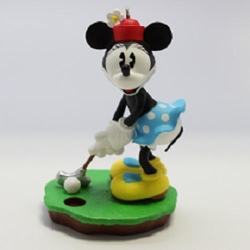 1999 Disney - Minnie Mouse - Final Putt