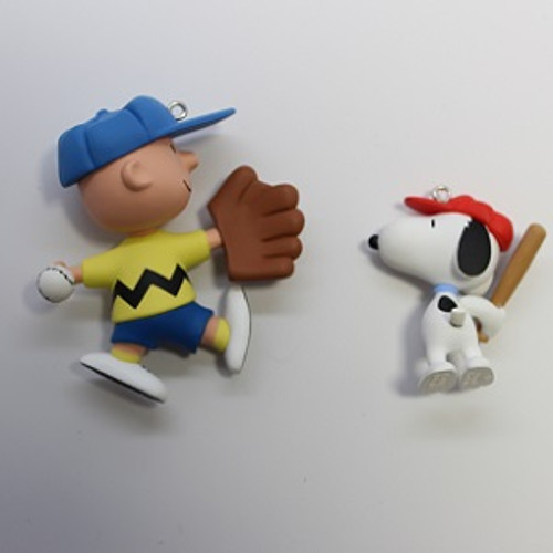 1999 Peanuts Batter Up