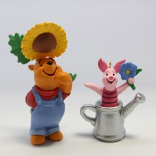 1998 Winnie the Pooh - Garden