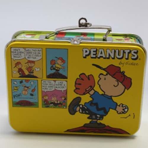 2000 Peanuts Lunch Box