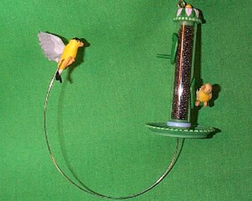 2001 American Goldfinch #2