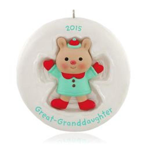 2015 Great-Granddaughter