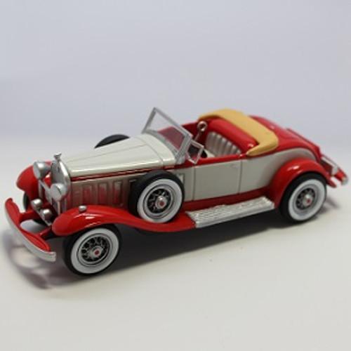 2001 Vintage Roadster #4