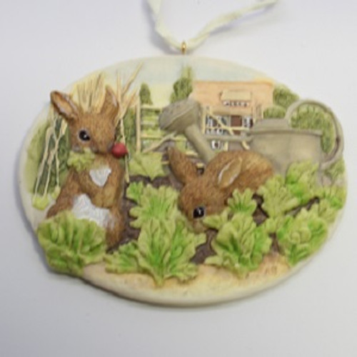 1997 Garden Bunnies