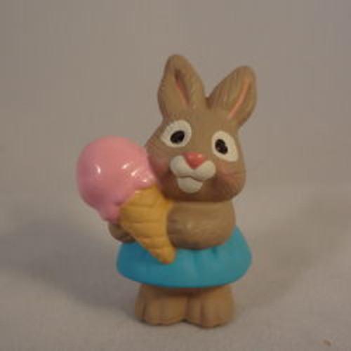 1994 Rabbit Girl - Ice Cream